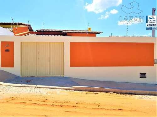 Casa, código 228 em Extremoz, bairro Estivas