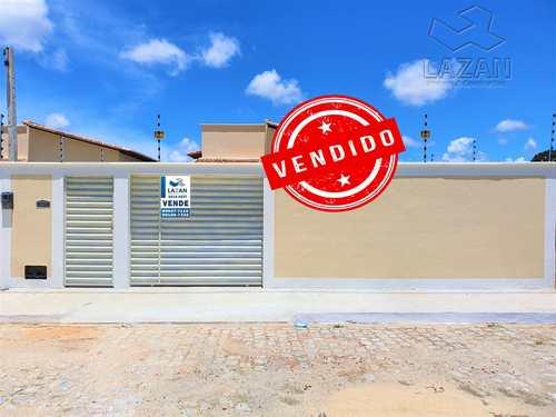 Casa, código 348 em São Gonçalo do Amarante, bairro Jardim Botânico
