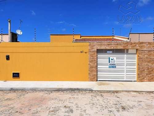 Casa, código 362 em São Gonçalo do Amarante, bairro Flores do Campo