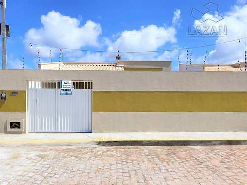 Casa, código 372 em São Gonçalo do Amarante, bairro Cidade das Rosas