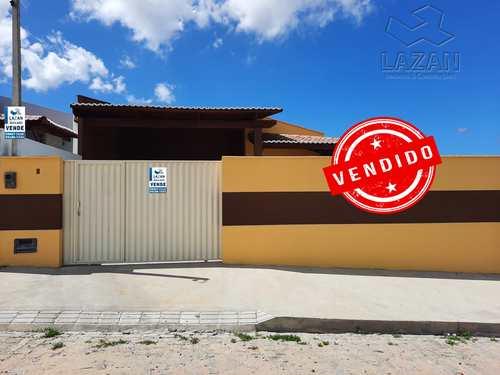 Casa, código 382 em São Gonçalo do Amarante, bairro Cidade das Rosas