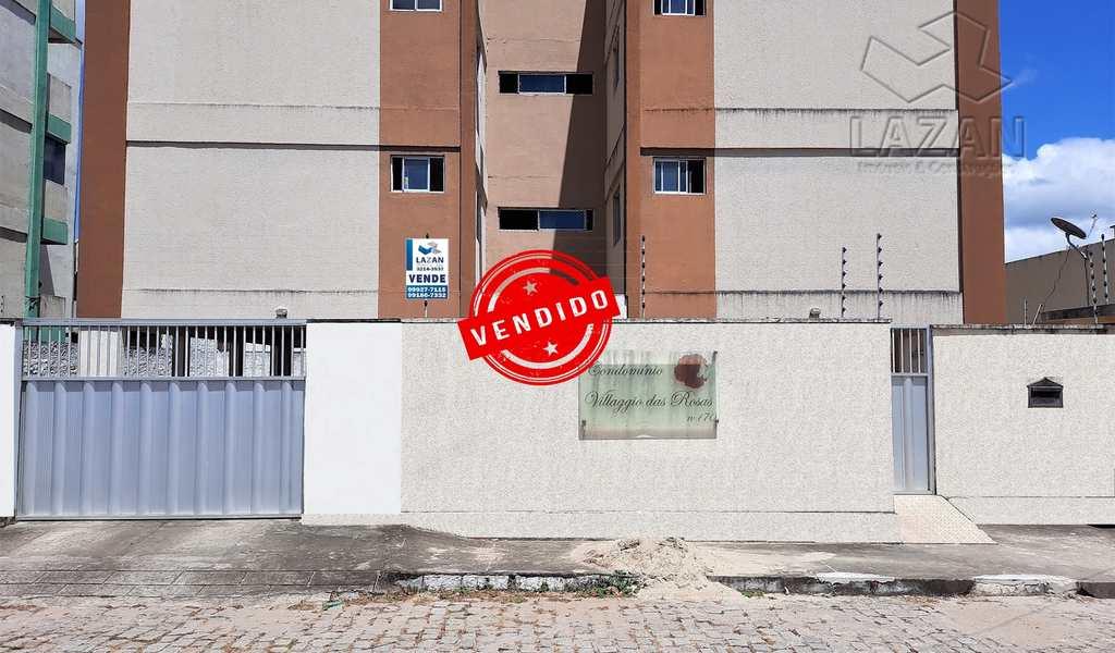 Apartamento em São Gonçalo do Amarante, bairro Cidade das Rosas