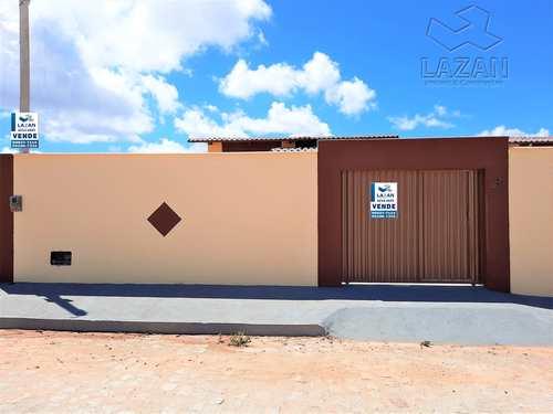 Casa, código 435 em Extremoz, bairro Sport Clube I