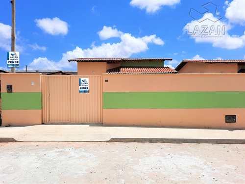 Casa, código 448 em São Gonçalo do Amarante, bairro Bosque das Tulipas