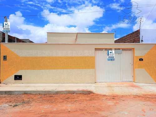 Casa, código 454 em São Gonçalo do Amarante, bairro Cidade das Rosas