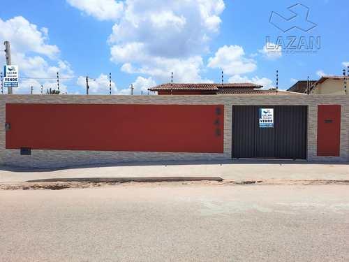 Casa, código 460 em São Gonçalo do Amarante, bairro Santos Dumont