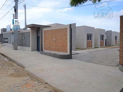 Casa, código 479 em Parnamirim, bairro Parque das Árvores
