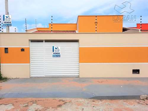 Casa, código 485 em São Gonçalo do Amarante, bairro Cidade das Rosas