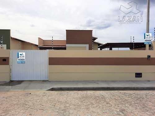 Casa, código 495 em São Gonçalo do Amarante, bairro Bosque das Tulipas