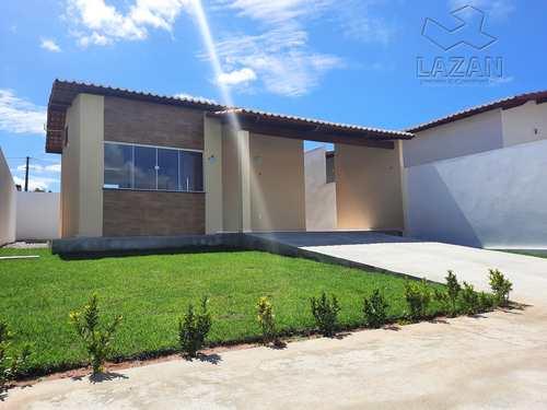 Casa, código 499 em São Gonçalo do Amarante, bairro Centro