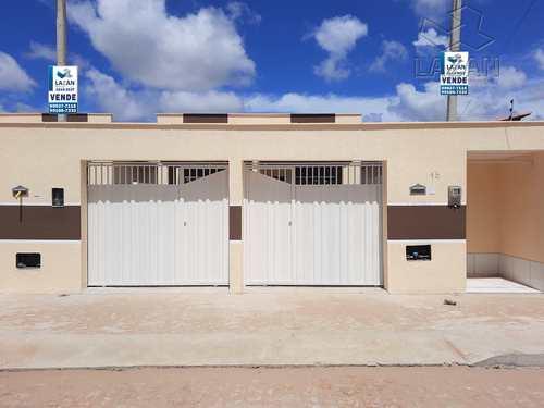 Casa, código 512 em São Gonçalo do Amarante, bairro Cidade das Rosas