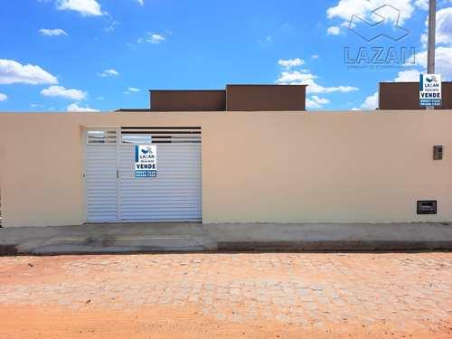 Casa, código 513 em São Gonçalo do Amarante, bairro Jardim Petrópolis