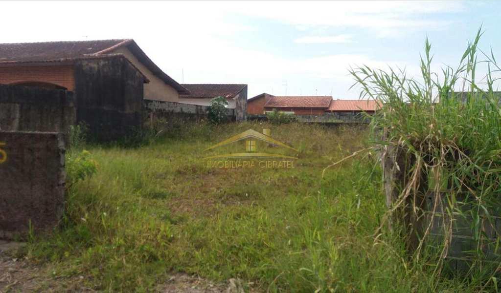Terreno em Itanhaém, bairro Cibratel