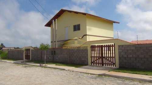 Casa, código 884 em Itanhaém, bairro Cibratel II