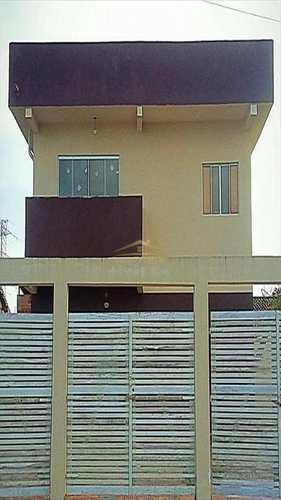 Casa, código 564 em Itanhaém, bairro Balneário Savoy