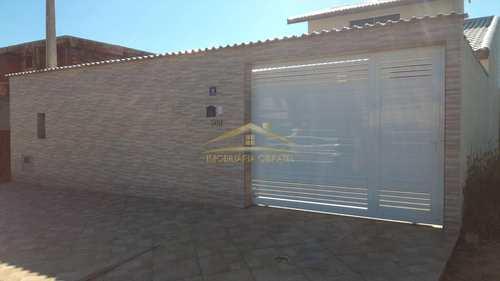 Casa, código 563 em Itanhaém, bairro Jardim Grandesp