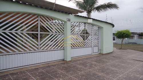 Casa, código 558 em Itanhaém, bairro Jardim Luíza Mar Mirim