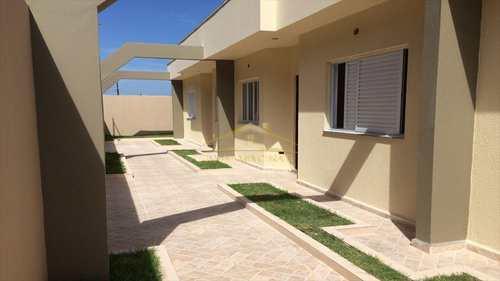 Casa de Condomínio, código 543 em Itanhaém, bairro Cibratel I