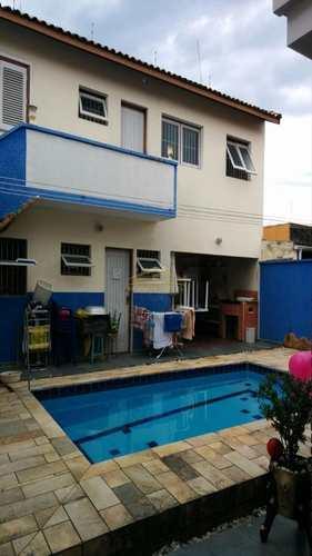 Casa, código 443 em Itanhaém, bairro Cibratel I