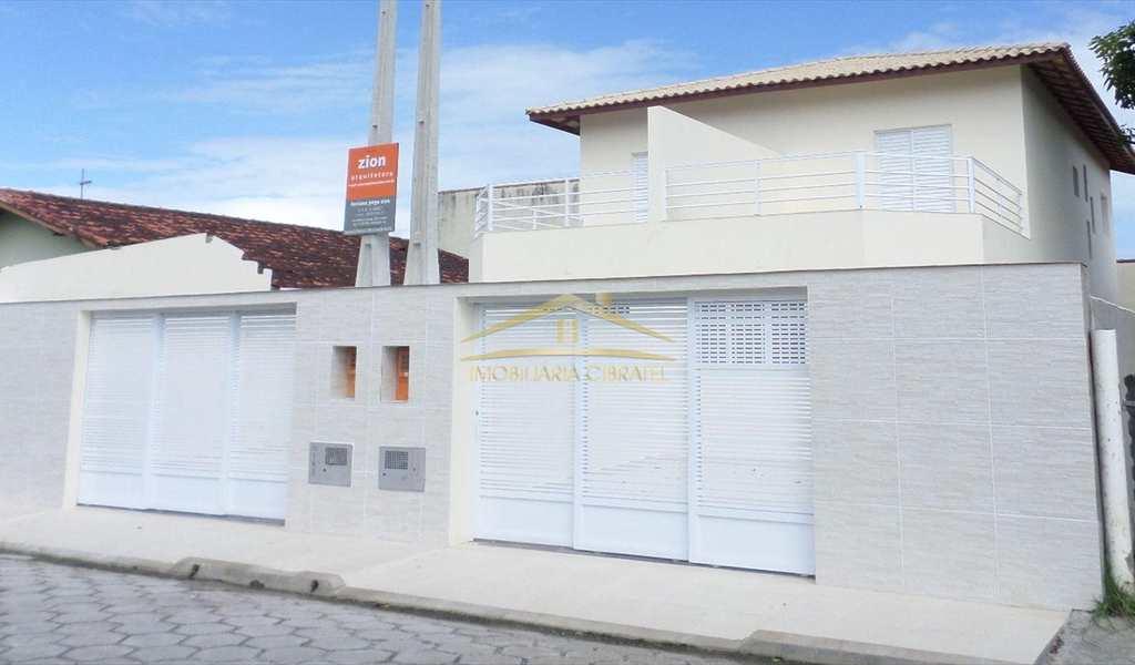 Sobrado em Itanhaém, bairro Jardim Belas Artes