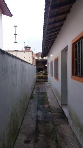 Casa, código 1016 em Itanhaém, bairro Cibratel I