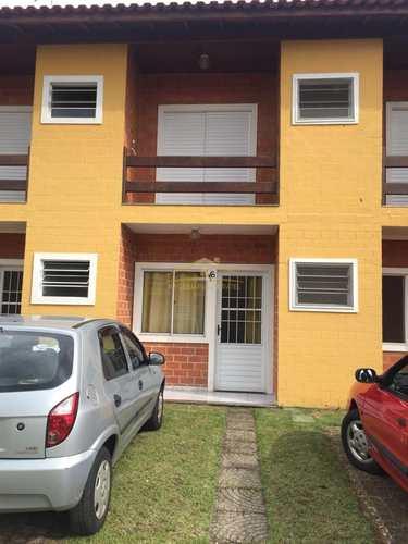 Sobrado de Condomínio, código 1110 em Itanhaém, bairro Cibratel I
