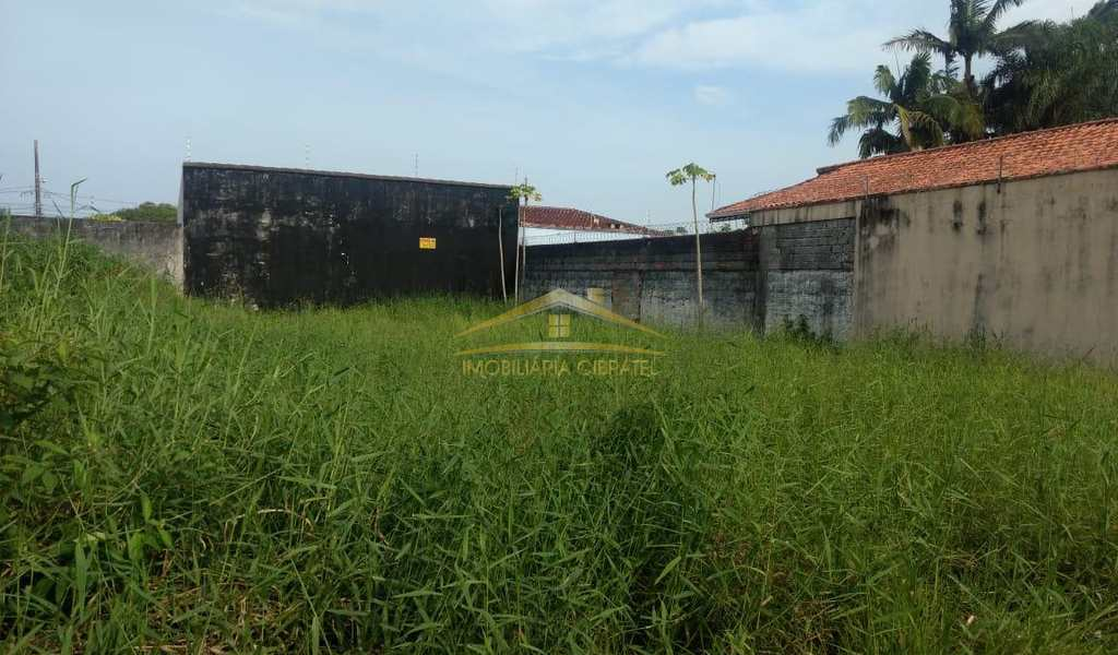 Terreno em Itanhaém, bairro Cibratel I