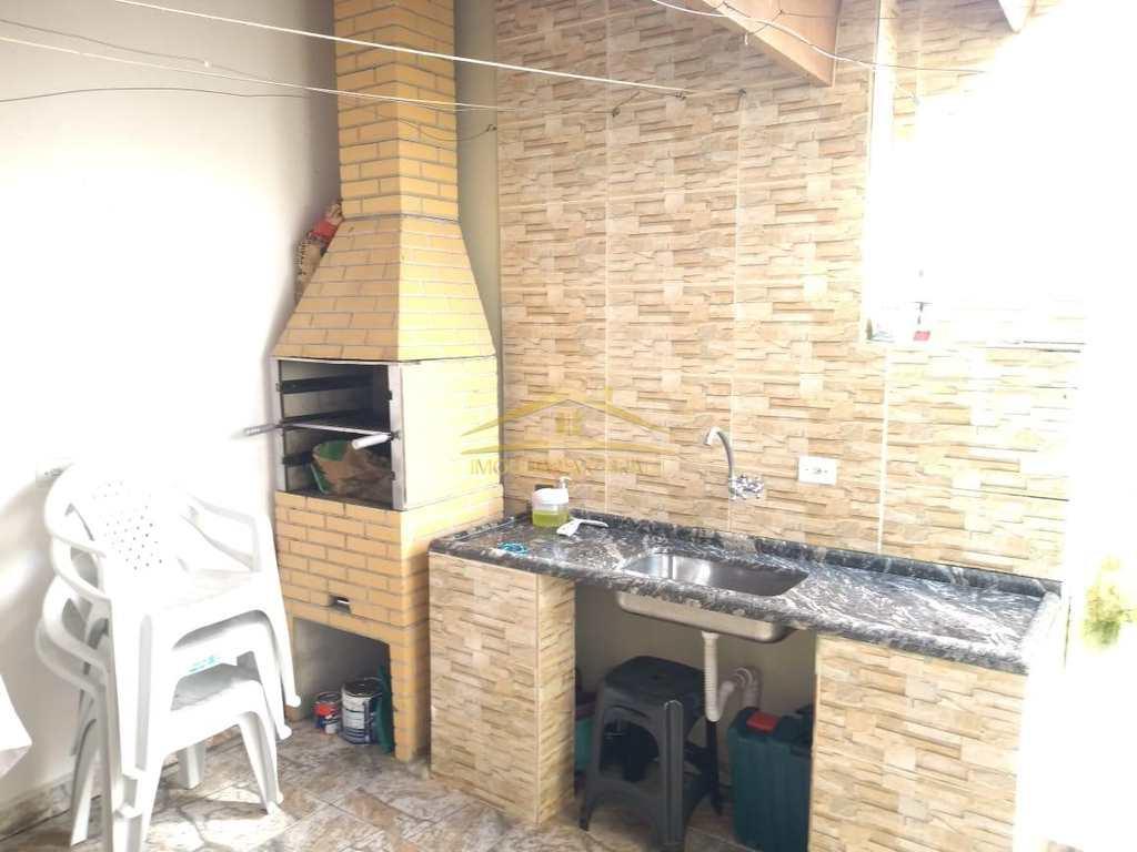 Casa em Itanhaém, no bairro Jardim Belas Artes