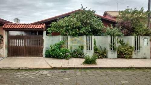 Casa, código 1170 em Itanhaém, bairro S Marcos