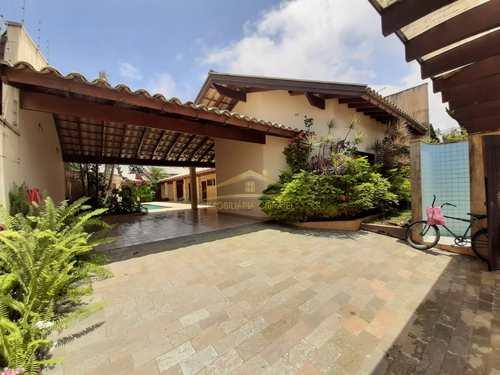 Casa, código 1176 em Itanhaém, bairro Cibratel