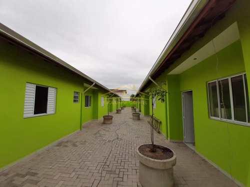 Casa de Condomínio, código 1183 em Itanhaém, bairro Cibratel II