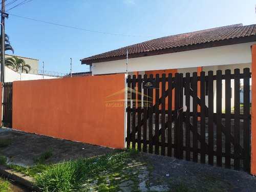 Casa, código 1187 em Itanhaém, bairro Cibratel I