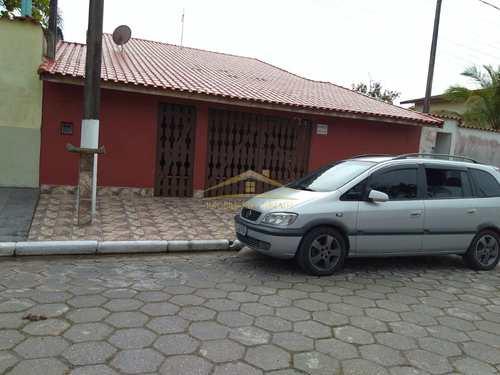 Casa, código 1190 em Itanhaém, bairro Jardim Jamaica