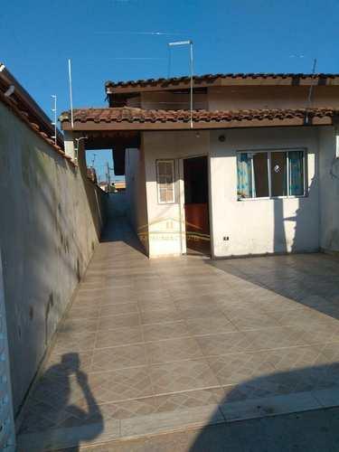 Casa, código 1193 em Itanhaém, bairro Aguapeu