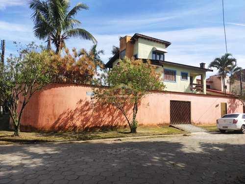 Sobrado, código 1218 em Itanhaém, bairro Cibratel I