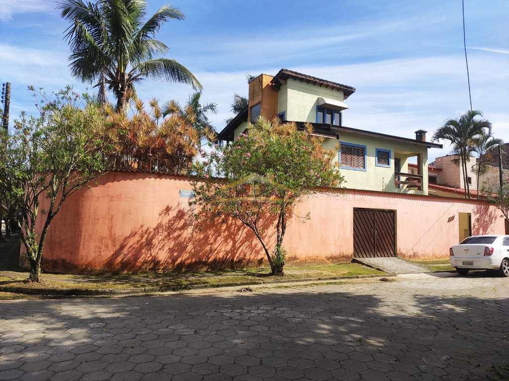 Sobrado em Itanhaém, no bairro Cibratel I