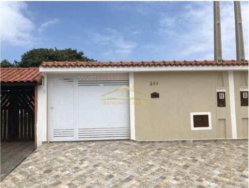 Casa, código 1227 em Itanhaém, bairro Bopiranga