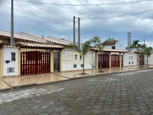 Casa, código 1252 em Itanhaém, bairro Jardim São Fernando