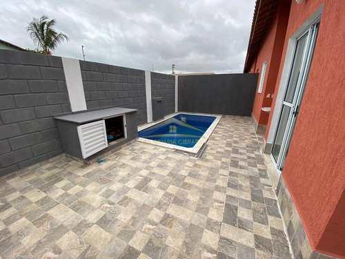 Casa de Condomínio, código 1256 em Itanhaém, bairro Cibratel II