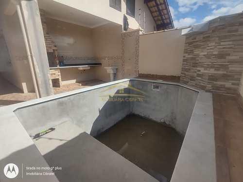 Casa, código 1264 em Itanhaém, bairro Gaivotas