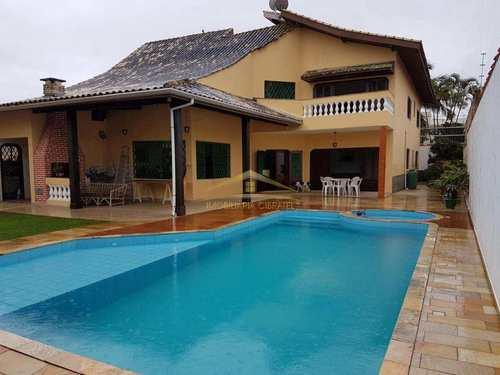 Casa, código 1269 em Itanhaém, bairro Cibratel I