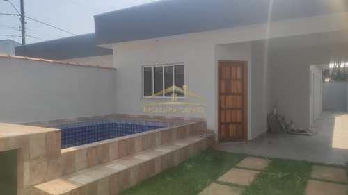 Casa, código 1289 em Itanhaém, bairro Jd. Regina