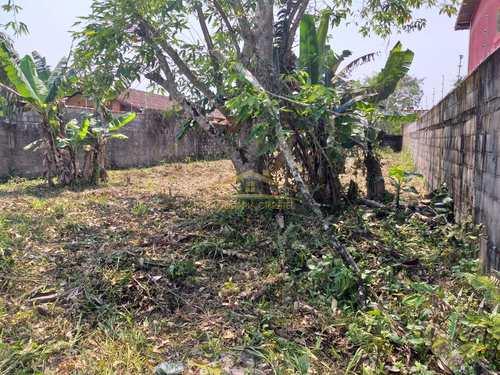 Terreno, código 1296 em Itanhaém, bairro Cibratel II