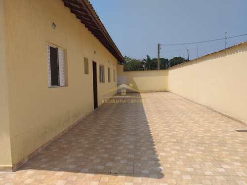 Casa, código 1298 em Itanhaém, bairro Cibratel II