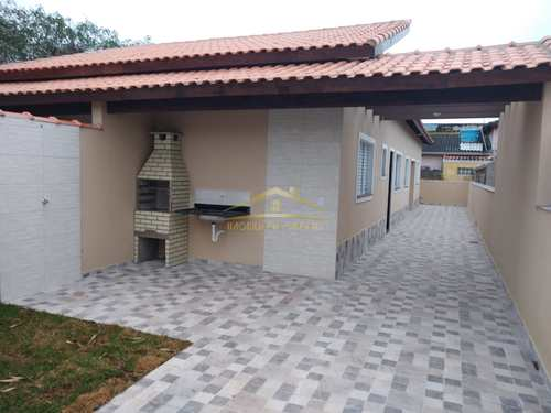 Casa, código 1302 em Itanhaém, bairro Tupy
