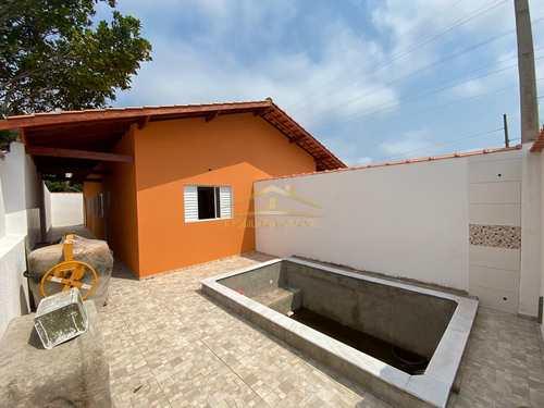 Casa, código 1303 em Itanhaém, bairro Jamaica