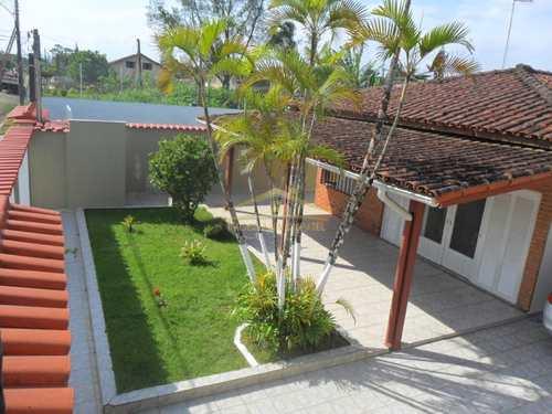 Casa, código 1317 em Itanhaém, bairro Jamaica