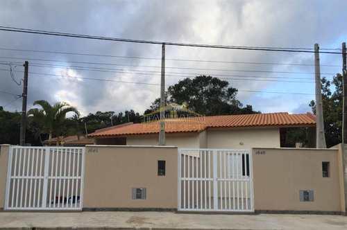 Casa, código 1318 em Itanhaém, bairro Balneário Diplomata