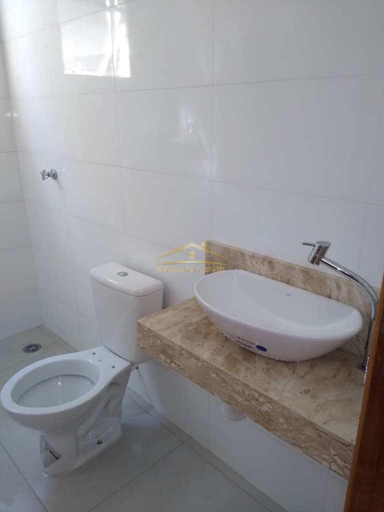 Casa em Itanhaém, no bairro Balneário Diplomata