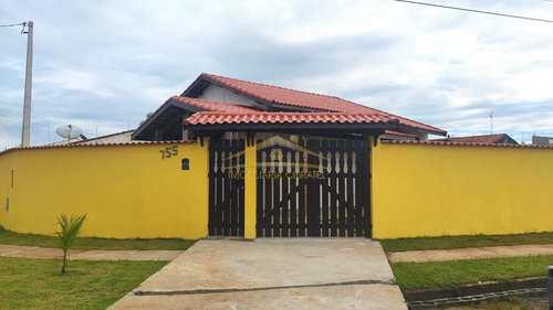 Casa, código 1319 em Itanhaém, bairro Recanto dos Bandeirantes